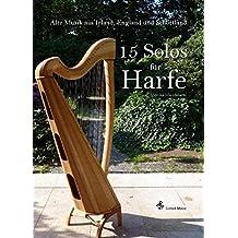 15 Solos For Harp: Volume 1: Songbook für Harfe