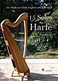 15 Solos For Harp: Volume 1: Songbook für Harfe