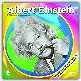 Albert Einstein 2017 - 18-Monatskalender: Original BrownTrout-Kalender [Mehrsprachig] [Kalender] (Wall-Kalender) - BrownTrout Publisher
