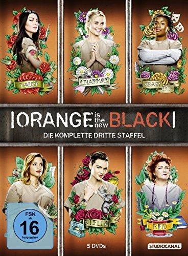 Preisvergleich Produktbild Orange Is the New Black - Die komplette dritte Staffel [5 DVDs]