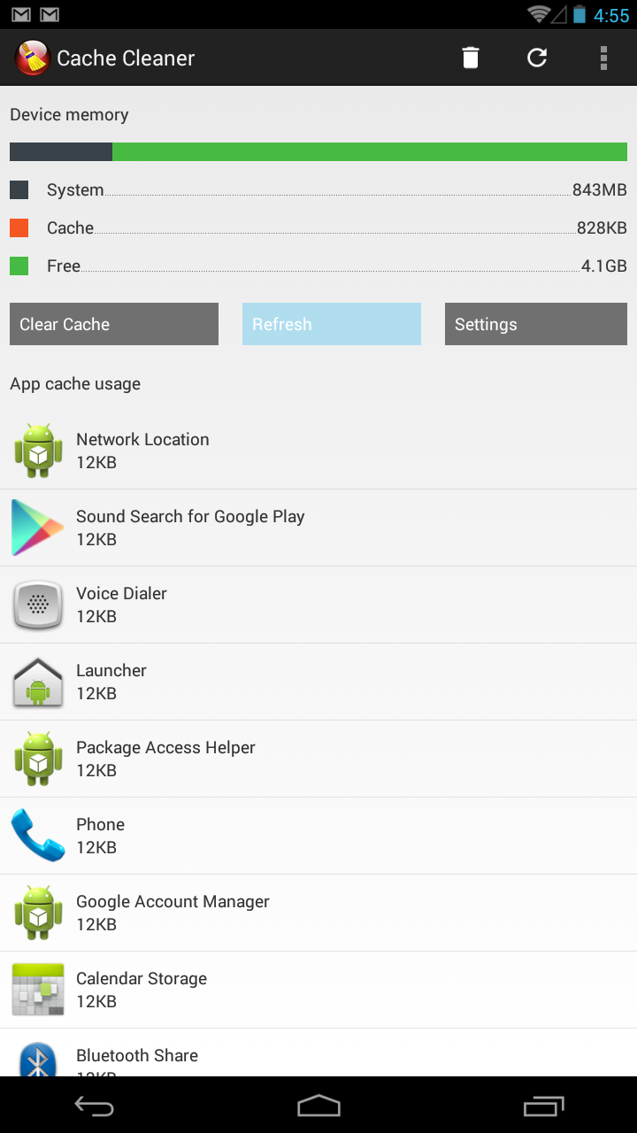 Cache Cleaner Pro Amazon Co Uk Appstore For Android