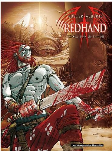 Red Hand, tome 1 : Le Prix de l'oubli par Alberti