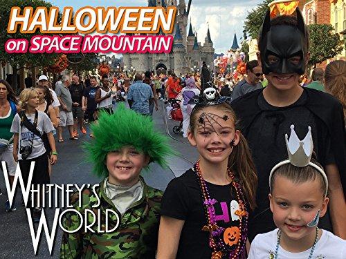 Halloween on Space -