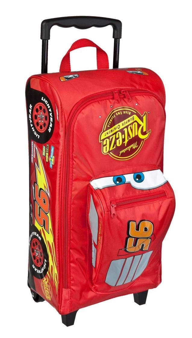 groer-Disney-Cars-3D-Auto-TROLLEY-TROLLY-KOFFER-TASCHE