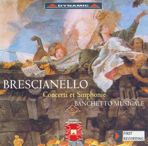 12 Concerti et sinphonie, Op. 1: Violin Concerto No. 4 in E Minor: I. Allegro