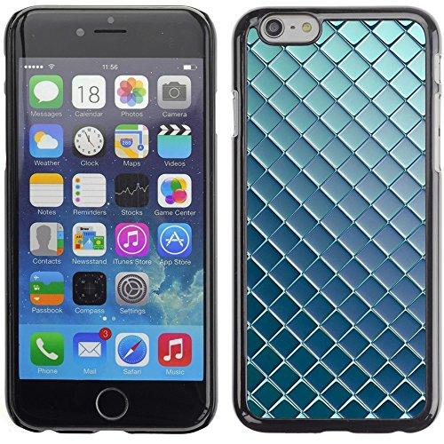 Graphic4You COLORED WOOD PLANKS Muster Harte Hülle Case Tasche Schutzhülle für Apple iPhone 6 Plus / 6S Plus Design #2