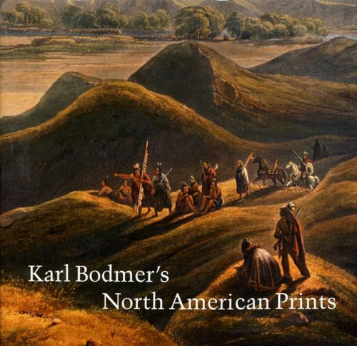 1899 Print (Karl Bodmer's North American Prints)