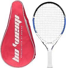 Calmare Tennisschläger, Aluminium Tennisschläger Inklusive Tennis Bag - Tennisschläger für Kinder, Herren und Damen