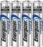 Batteria Lithium Micro AAA Energizer L92 – Set da 4 blister LR 03 E 4-BL Energizer Lithium L92