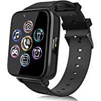 Smartwatch for children, watch phone for girls, boys, touchscreen with music player, game, ...