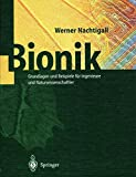 Image de Bionik: Grundlagen und Beispiele für Ingenieure und Naturwissenschaftler