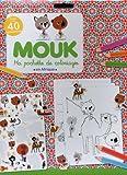 Mouk en Afrique - Ma pochette de coloriages...