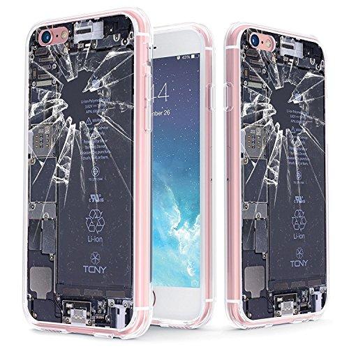 True Color claro escudo Broken iPhone colección, Broken iPhone, For iPhone 6s Plus