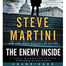 The Enemy Inside CD: A Paul Madriani Novel by Steve Martini (2015-05-12)