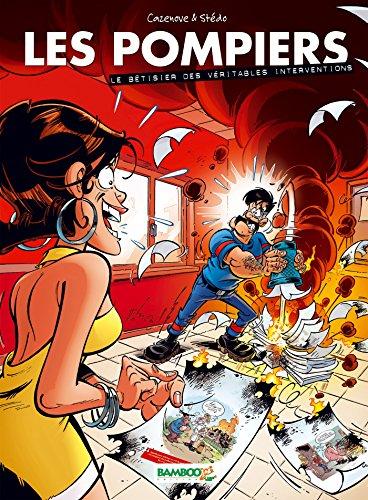 Les Pompiers : Bêtisier - tome 1