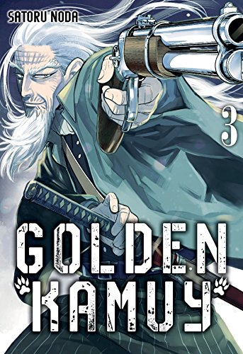 Golden Kamuy, Vol. 3 por Satoru Noda