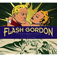 Flash Gordon Volume 4: The Storm Queen of Valkir