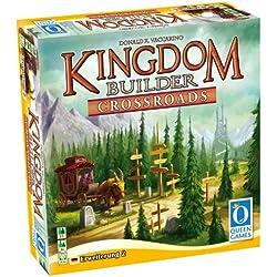 Queen Games 6108 - Kingdom Builder Erweiterung 2: Crossroads Kingdom Builder