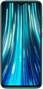 XIAOMI M1906G7GV-128 Redmi Note 8 Pro Dual SIM - 6GB RAM, 128GB, 4G LTE, International Version - Green