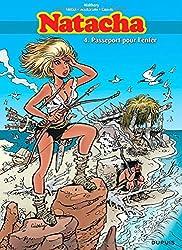 Natacha - L'intégrale - tome 4 - Passeport pour l'enfer