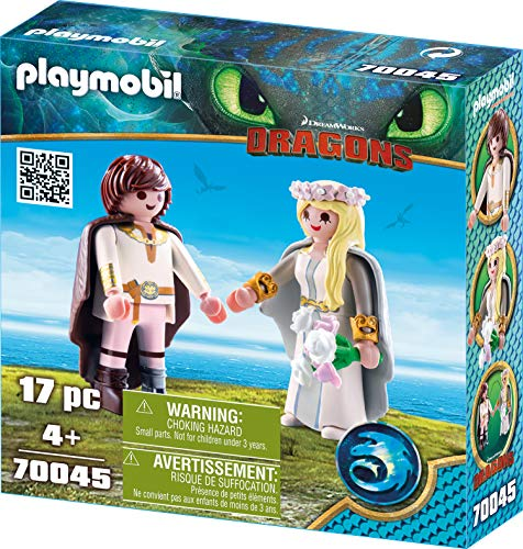 Playmobil- HIPO y Astrid Juguete, (geobra Brandstätter 70045)