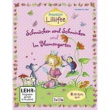 Prinzessin Lillifee Doppelpack (Schmücken und Schminken + Im Blumengarten) [Software Pyramide]