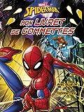 Marvel Spider-Man - Mon livret de gommettes...