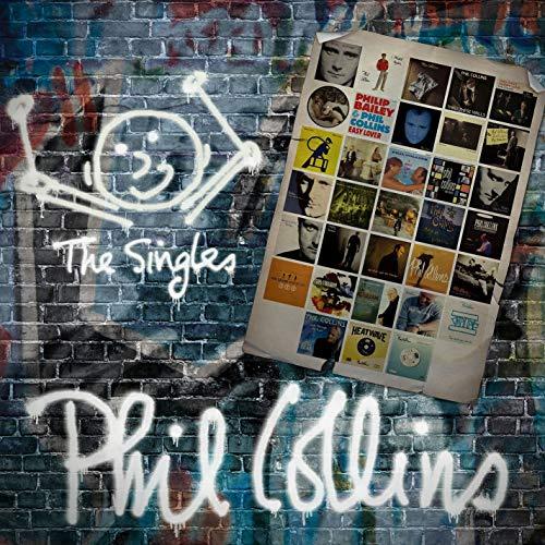 Phil Collins: The Singles [Vinyl LP] (Vinyl)