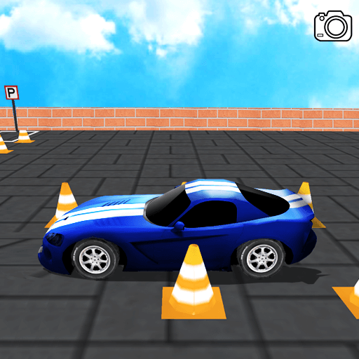 Car Parking 3D (Spielen Wagen)
