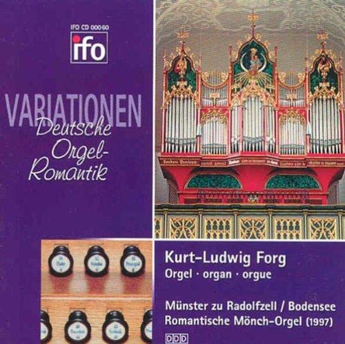 Deutsche Orgelromantik