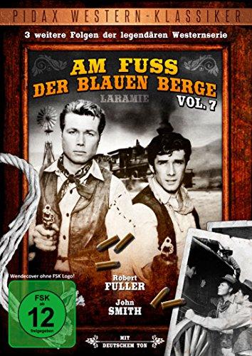 Am Fuß der blauen Berge - Vol. 7 (Laramie) / Weitere 3 Folgen der legendären Westernserie (Pidax Western-Klassiker)
