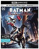 Batman Y Harley Quinn (4K Ultra HD) [Blu-ray]