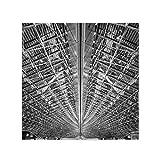artboxONE Poster 50x50 cm Architektur Hangar hochwertiger Design Kunstdruck - Bild Architektur von Jan Heine