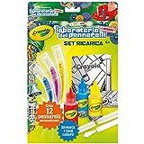 Crayola 74-7055 - Set Ricarica Laboratorio dei Pennarelli