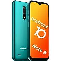 Ulefone Note 8 Handy Android 10-3G Dual SIM Billig Smartphones Ohne Vertrag 3 in1 Steckplatz 5,5-Zoll-Bildschirm 2GB RAM…