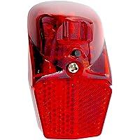 P4B   Fahrradbeleuchtung LED Batterie - Fahrrad Rücklicht und Scheinwerfer   Fahrradlicht Set LED Batterie StVZO…