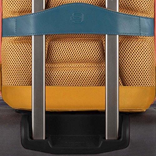 Piquadro CA294 Sac à dos casual, série Coleos , bleu (bleu) - CA2943OS/BLU2 orange