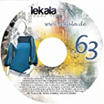 Lekala Schnitte Nr. 63 - Röcke und Ob...