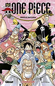 One Piece Edition originale Roger & Rayleigh