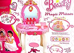 Beauty Vanity Toy Set with Music Induction and Lights
