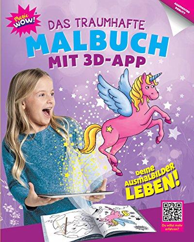 Prinzessin Iris (Das traumhafte Malbuch mit 3D-App: Deine Ausmalbilder leben mit Augmented Reality)