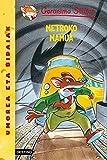 Metroko mamua: Geronimo Stilton Euskera 12 (Libros en euskera)