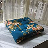 New day®-Visualizza tela cuscini galleggianti finestra stuoie futon per cuscini multicolore più spessa di divano da giardino cuscini comfort , a