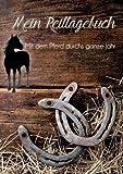 Mein Reittagebuch: Mit meinem Pferd durchs ganze Jahr