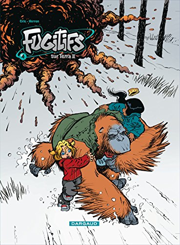 Fugitifs sur Terra II - tome 4 - Fugitifs sur Terra II (4)