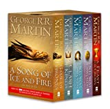 Game of Thrones: The Story Continues 1-4. A Song of Ice and Fire: A Game of Thrones/A Clash of Kings/A Storm of Swords 1: Steel and Snow/A Storm of Swords 2: Blood and Gold/A Feast for Crows