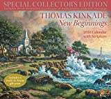 Thomas Kinkade New Beginnings With Scripture 2020 Calendar: Includes Ready-to-Frame Gift Print