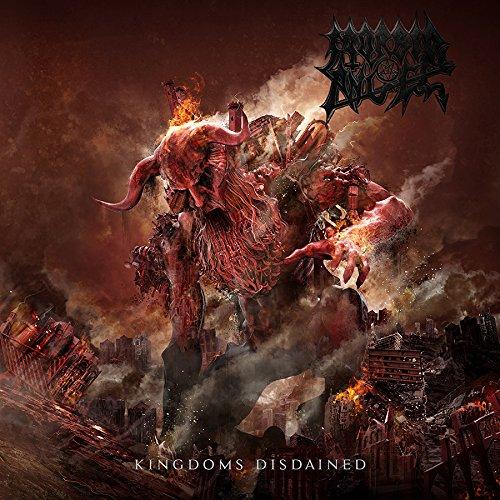 Morbid Angel: Kingdoms Disdained (Ltd.Deluxe Edition) (Audio CD)
