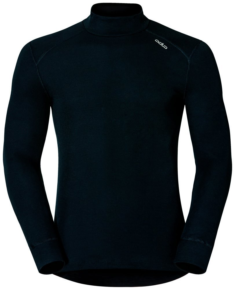 Odlo Herren Shirt Long Sleeve Turtle Neck Warm 3