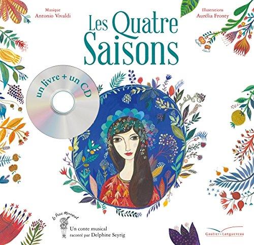 Les quatre saisons par Claire Frédéric